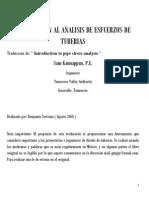 6416463 Introduccion Al Analisis de Esfuerzos de Tuberia