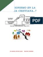 Divisionismo en La Iglesia Cristiana )Separata