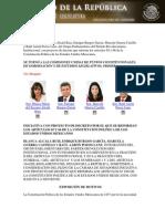 13-03-14 Iniciativa que propone ampliar los tiempos se las Sesiones Ordinarias