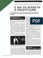 1990 Euromoney Swaps Survey