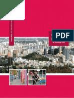 Gestión de Balance de Santiago de Chile, 2013