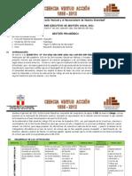 Informe Ejecutivo Finalización de Año 2011 1