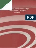 Conceitos-Chave Em Design - Luiz Antonio L. Coelho - Compartilhandodesign.wordpress.com