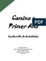 Cuadernillo Ingreso a 1er Ano Matematica