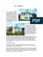 Swain Courthouse History