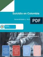 presentación suicidio