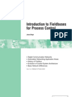 Intro Fieldbus for Process Control