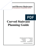 Curved Staircase Planning Guide