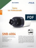 SNB-6004_Datasheet