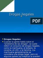Drogas ilegales (presentacion)muy explicada