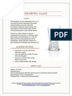 How to Draw Broken Glass