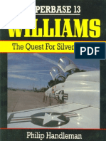 Osprey Superbase 13 - Williams. the Quest for Silver Wings