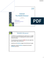 Android Chapter10 WebKit