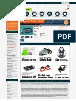 Arduino Due [ARD12264M] - $74