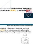 Systemic Inflammatory Response Syndrome (SIRS) Prognosis
