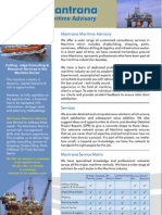 Mantrana Maritime Advisory