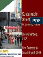Sustainable Street