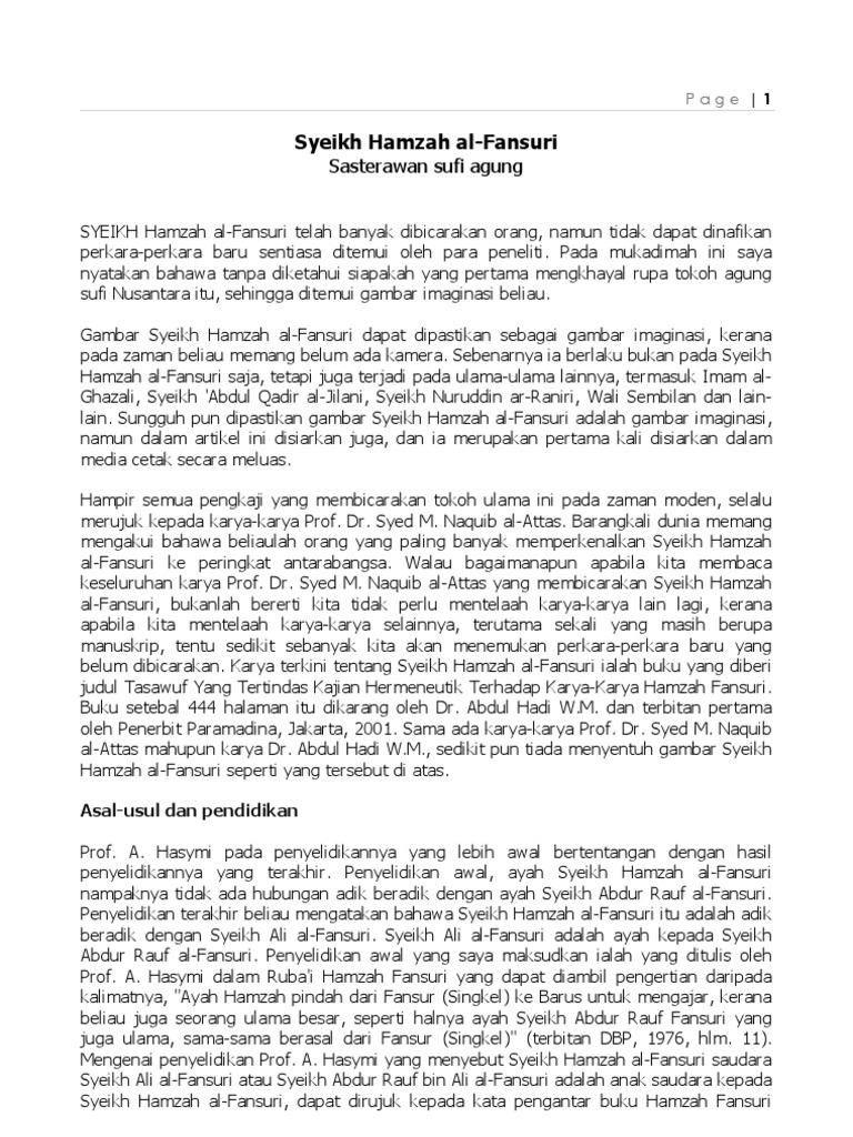Bigrafi Ulama Nusantara