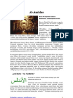 Sejarah Islam Di Andalusia