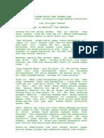 Tinjauan Kritisatas Sejarah Fiqih (Kang Jalal)
