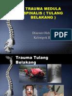 09 Trauma Leher Dan Tulang Belakang