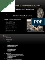 JERUSALEM Diapositivas