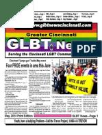 May 2014 Glbt News