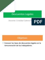Descuentos Legales 02.04.2014