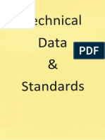 2. Technical Data & Standards