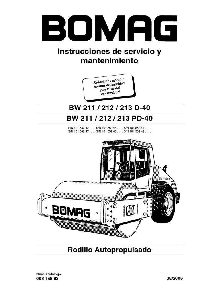 Bomag for El gran manual del cocinero pdf