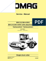 bomag roller bmp 8500 brugervejledning eng switch safety rh scribd com Service Station Manual Book