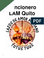 Cancionero LAM Quito 1