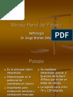 Manejo Renal Del Potasio