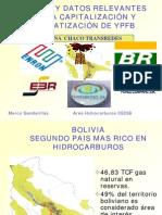 Los Hidrocarburos en Bolivia Cifras y Datos Relevantes de La Capitalización y Privatización de Ypfb Ca2002 Copy