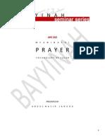 Meaningful Prayer Textbook