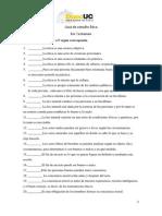 Guía de Estudio Ética Certamen 1
