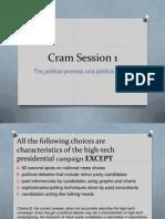 cram session political process
