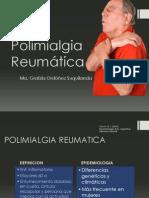 REUMATOLOGIA POLIMIALGIA REUMATICA