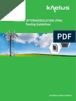 Kaelus PIM Analyzer - Introduction