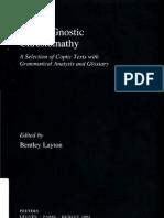 Coptic Gnostic Chrestomathy.layton