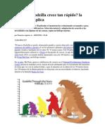 Analogías de Evolución