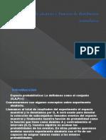 Variable Aleatoria y Función de Distribución Acumulativa
