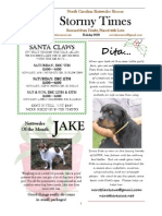 North Carolina Rottweiler Rescue