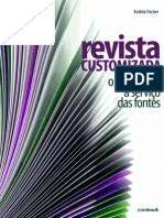 eBook Revista Customizada