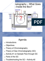 gas chromatography presentation