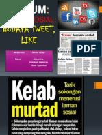 Forum Gejala Sosial