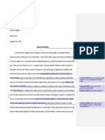 wheeler meredith inquiry proposal