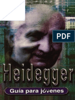 Heidegger Para Jovenes