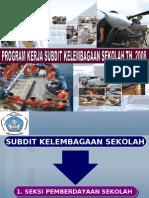 Program Subdit Kelembagaan 2008
