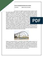 Influencia de La Ingeniería Mecánica en El Ecuador
